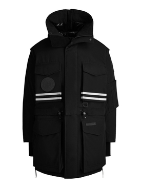 X ANGEL CHEN CONVERTIBLE SNOW MANTRA BLACK