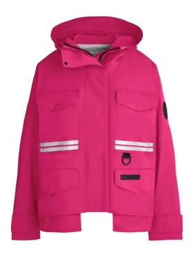 X Angel Chen Mordaga Rain Jacket, Lotus Pink