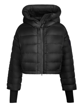 X Angel Chen Serdang Down Jacket BLACK