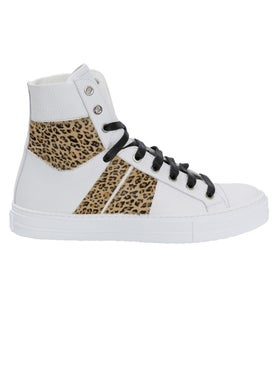 Amiri - Leopard 'sunset' High-sneakers - Men