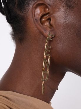 Logo Sting Earrings