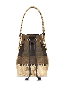 Fendi - Mini Mon Tresor Bucket Bag - Women