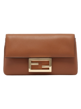 Duo Cross-body Bag Brown