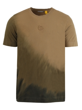 6 MONCLER 1017 ALYX 9SM dyed t-shirt