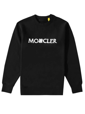 2 Moncler 1952 Undefeated Logo Pullover