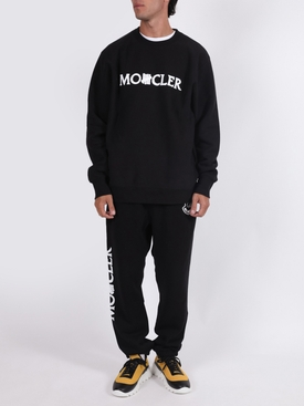 2 Moncler 1952 BLACK SWEATPANTS