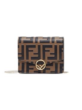 FF Monogram Mini Bag