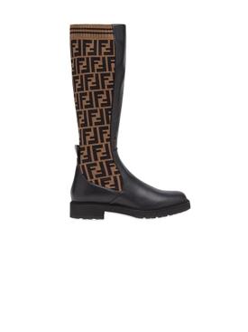 Rockoko Leather boots