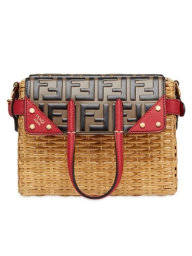small Flip handbag RED