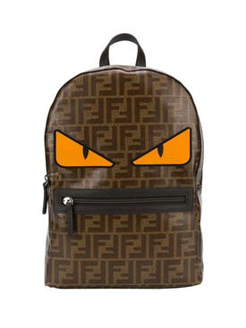 Fendi Kids - Kids Bag Bugs Eyes Backpack - Kids