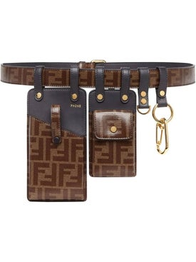 Fendi - Ff Multi-pouch Belt Bag - Women