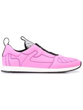 Fendi - Roma Amor Slip On Sneakers - Shoes