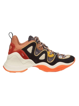 Fendi - Ffluid Sneakers - Women