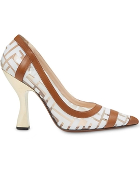 Colibrì monogram pumps
