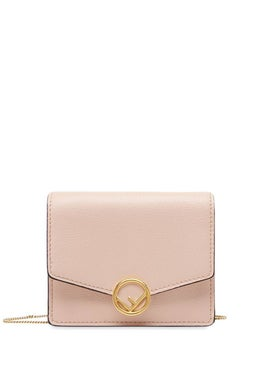 Fendi - Small Chain Wallet Bag Pink - Women