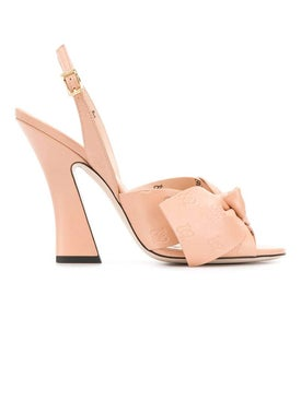 Fendi - Ffreedom Slingback Sandals - Women