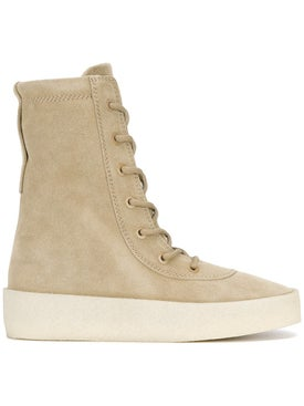 Yeezy - Crepe Boots Taupe - Women