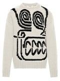 Moncler - 2 Moncler 1952 Rostarr Skull Knit Sweater - Men