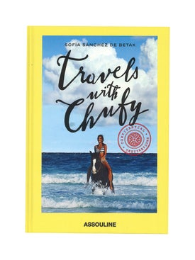 Assouline - Travels With Chufy - Women