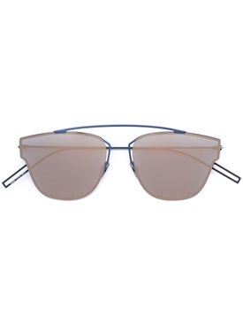 Dior - '204s' Rimless Aviator Sunglasses - Women