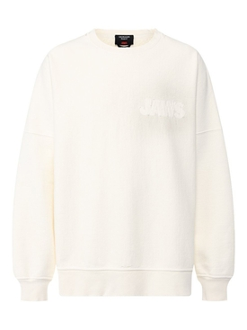 JAWS sweatshirt OFF-WHITE