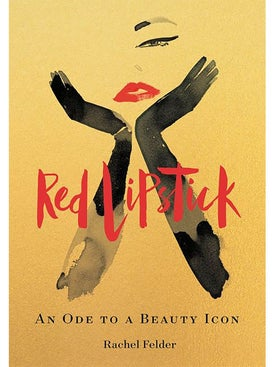 Harper Collins - Red Lipstick: An Ode To A Beauty Icon - Books