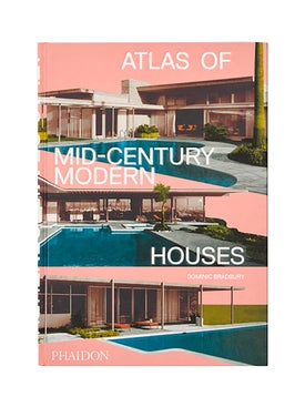 Phaidon - Atlas Of Mid-century Modern Homes - Table Top
