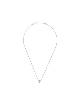 Mini Armour diamond necklace