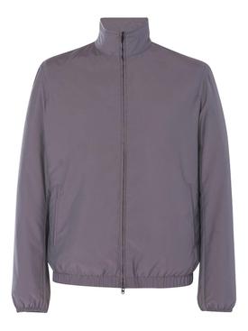 Ash Grey Leo Jacket