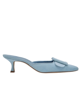 MAYSALE MULE, LIGHT BLUE