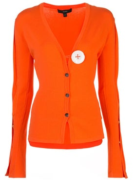 Ellery - Fitted Cardigan With Button Detail - Women