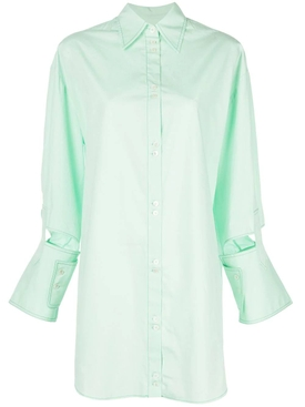 Cynthia shirt dress