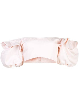 Ellery - Hilaria Cropped Top Pink - Women