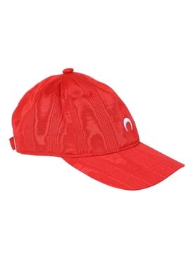 Moon Logo Cap RED