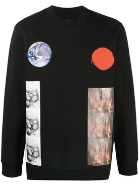 Archive Redux Planetary Sweater