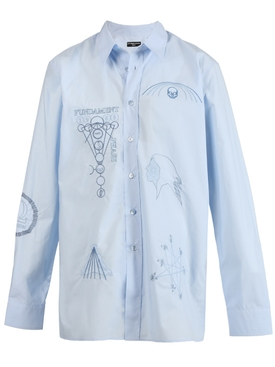 Archive Redux Embroidered Shirt