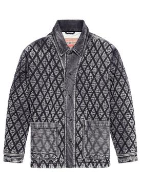 Rolk Denim Jacket Grey
