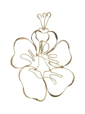 Hibiscus Earring