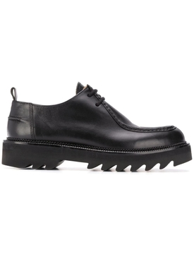 DERBIES WITH TRACTOR SOLE