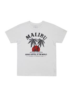 X Presley Gerber Rehab Capital T-Shirt