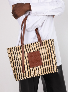 X PAULAS IBIZA SQUARE BASKET BAG