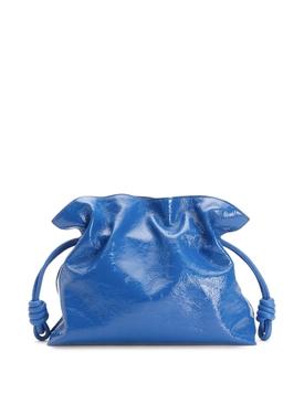 FLAMENCO CLUTCH Royal Blue