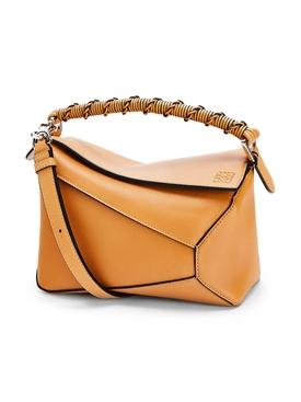 Small Puzzle Edge Bag WARM DESERT
