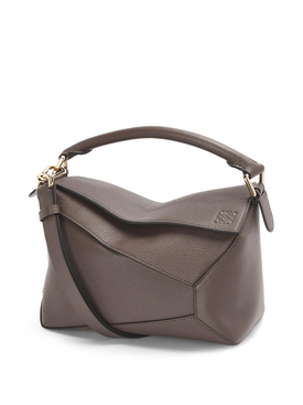 SMALL PUZZLE BAG Taupe
