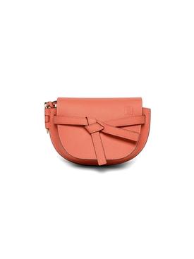 Mini Gate Dual Bag Pink Tulip