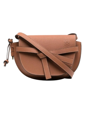 GATE DUAL MINI BAG, TAN