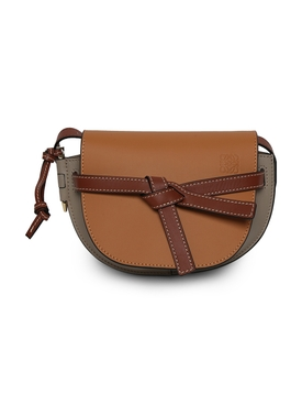 Mini Gate Dual Bag AMBER/LIGHT GREY