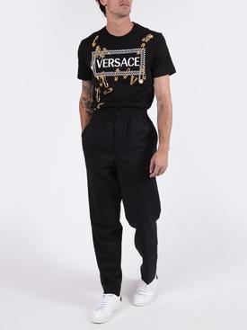 Pin print t-shirt