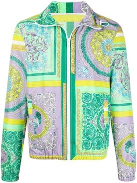 Barocco Mosaic lightweight jacket