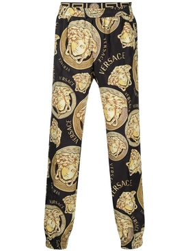 Medusa print sweatpants